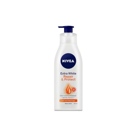 NIVEA EXTRA WHITE REPAIR & PROTECT BODY LOTION 400 ML