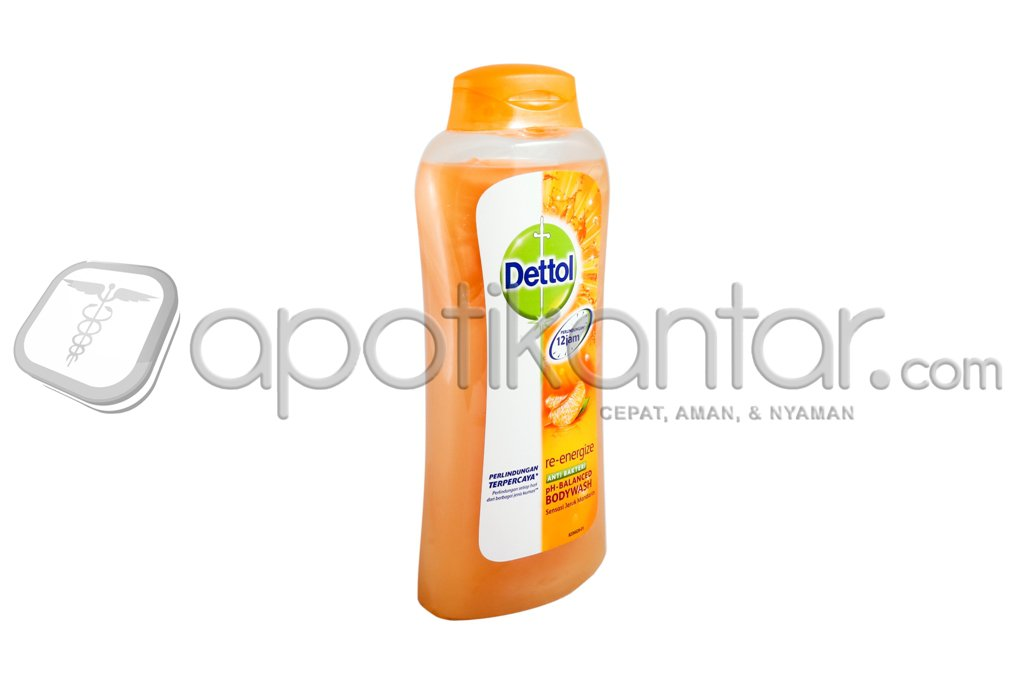 DETTOL RE ENERGIZE BODY WASH 300 ML