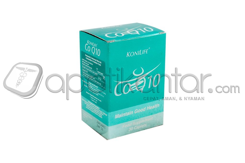 KONILIFE COQ10 KAPLET 30 MG