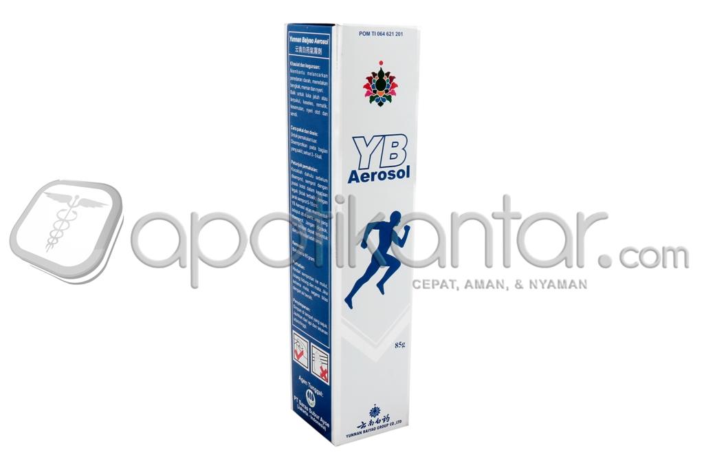 YB AEROSOL 85 G