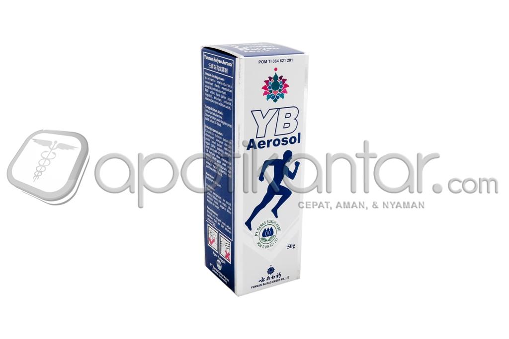 YB AEROSOL 50 G