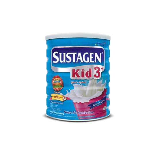 SUSTAGEN KID 3+ VANILA 800 GR
