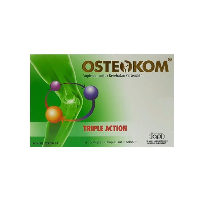 OSTEOKOM 6 KAPLET