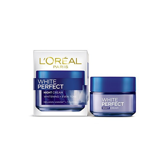 Loreal Dex White Perfect Night Cream 50 ml