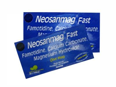 NEOSANMAG FAST 2 TABLET