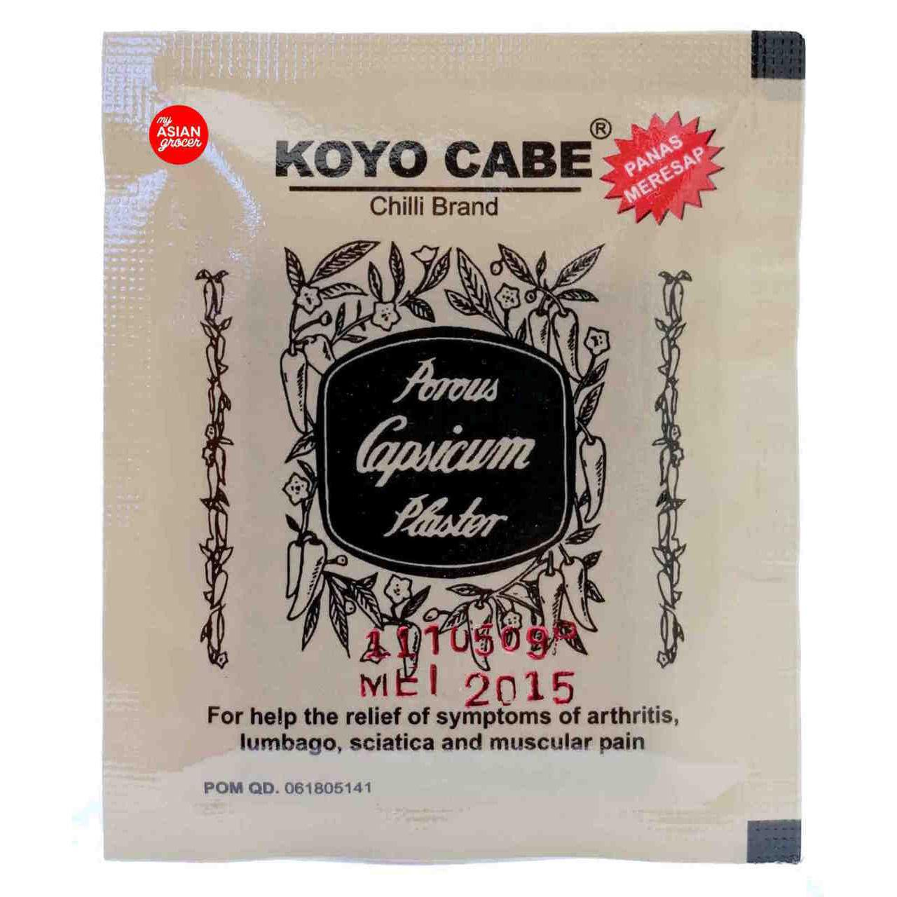 KOYO CABE 10 SACHET
