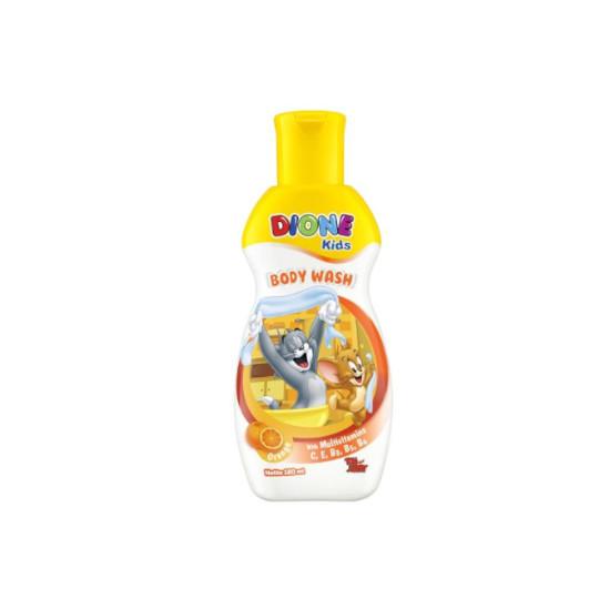 Dione Body Wash Orange 180 ml