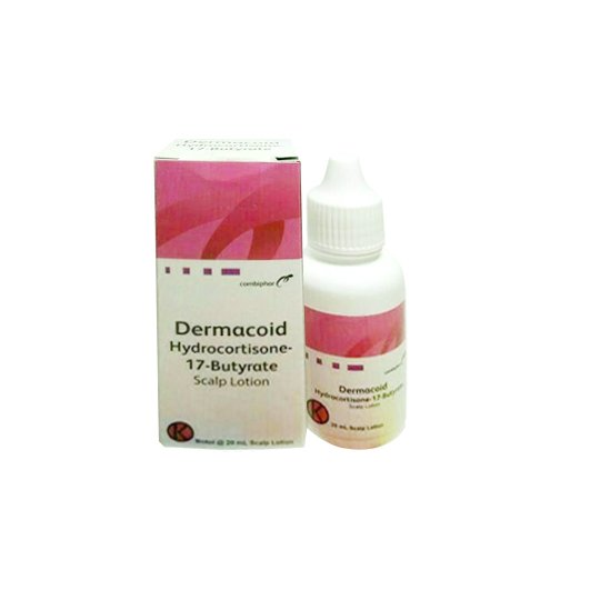 DERMACOID SCALP LOTION 20 ML