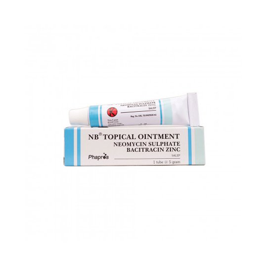 NB TOPICAL SALEP 5 G