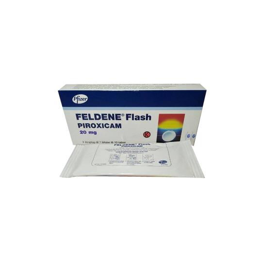FELDEN FLASH TABLET 20 MG