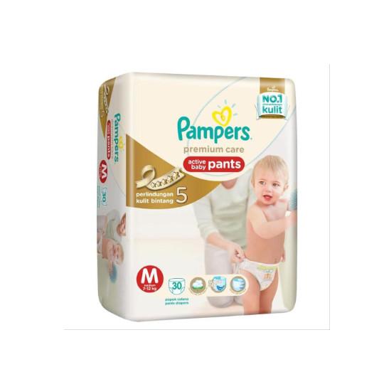 Pampers Premium Care Pants M 30 Pieces