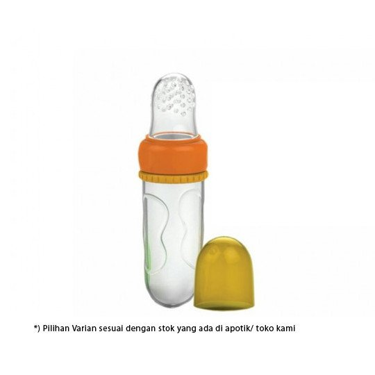 Baby Safe Food Feeder Lil Squeeze JP030