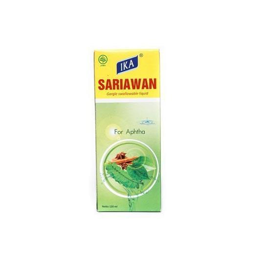 IKA SARIAWAN 120 ML