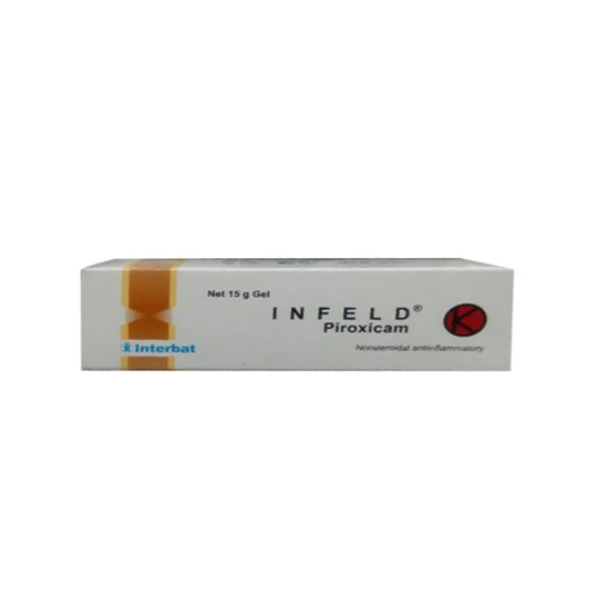 INFELD GEL 15 GR