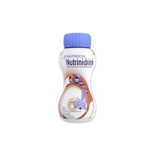 NUTRINIDRINK COKELAT 200 ML