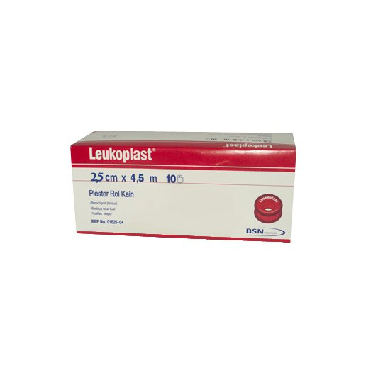 LEUCOPLAST 1622 2.5 CM X 4.5 M