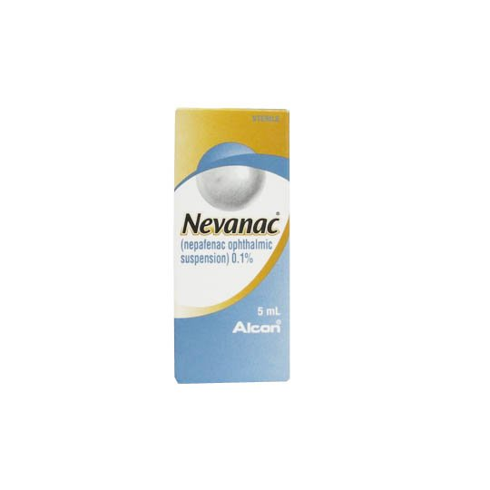 NEVANAC 0,1% EYE DROPS 5 ML