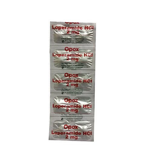 OPOX 2 MG 10 TABLET