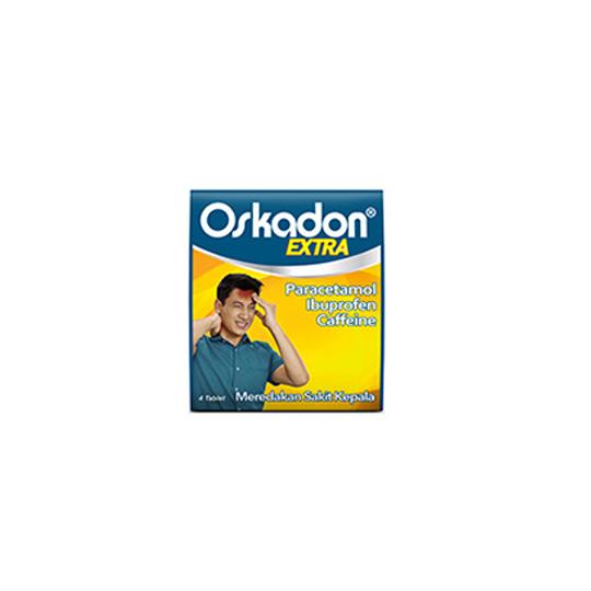 OSKADON EXTRA 4 TABLET