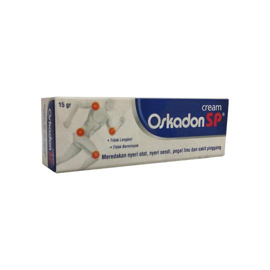 OSKADON SP CREAM 15 GR