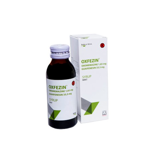 OXFEZIN SIRUP 100 ML