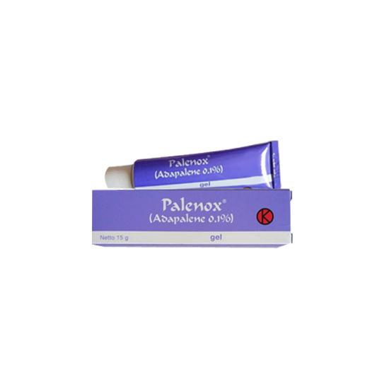PALENOX 0.1% GEL 15 GR