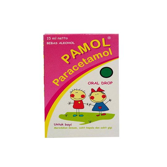 PAMOL DROP 15 ML