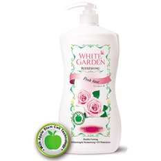 WHITE GARDEN PINK ROSE SHOWER GEL 1100 ML