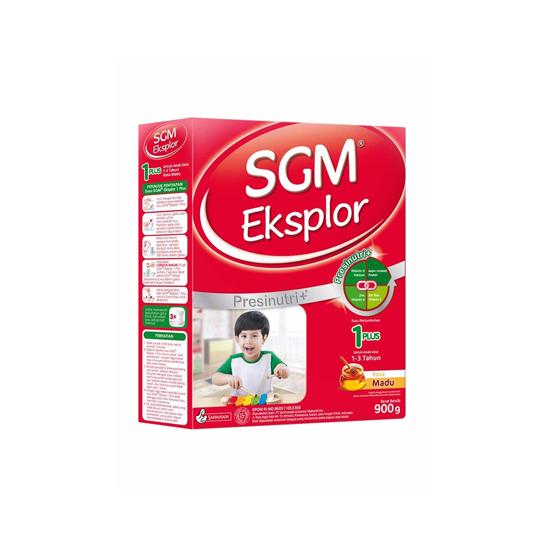SGM EKSPLOR 1+ MADU 900 GR