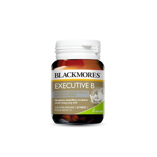 BLACKMORES EXECUTIVE B 30 TABLET