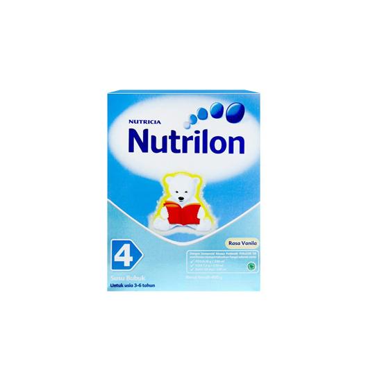 NUTRILON 4 VANILA 400 GR