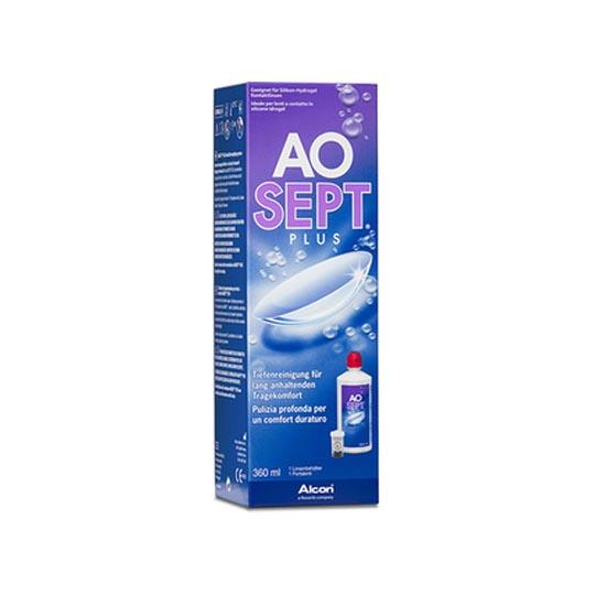 ALCON AOSEPT PLUS 360 ML