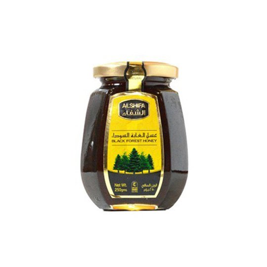 ALSHIFA BLACK FOREST HONEY 250 GR