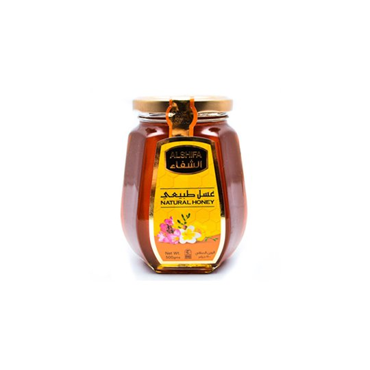 ALSHIFA NATURAL HONEY 500 GR