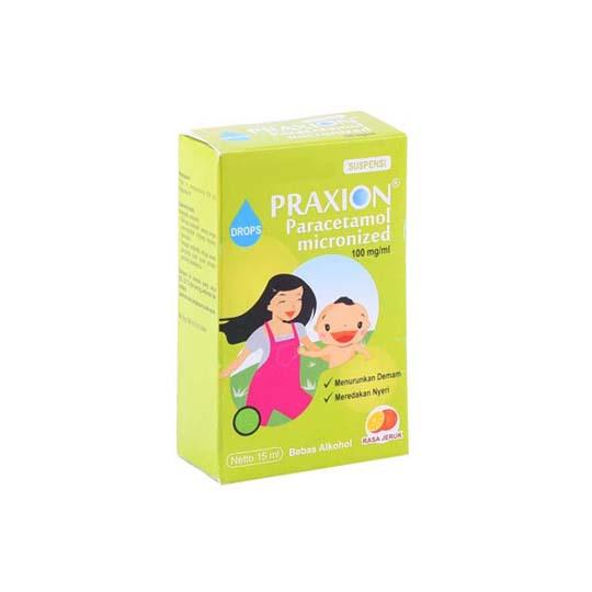 PRAXION DROPS 15 ML