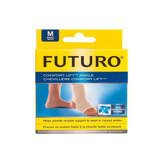 FUTURO COMFORT LIFT ANKLE SUPPORT SIZE M