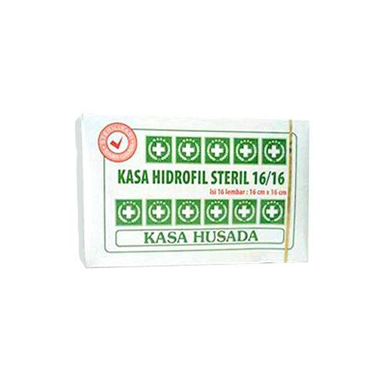 KASA HUSADA PREMIUM STERIL 16/16 12'S