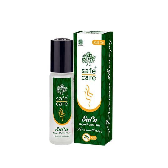 SAFE CARE MINYAK KAYU PUTIH PLUS AROMATHERAPY 10 ML