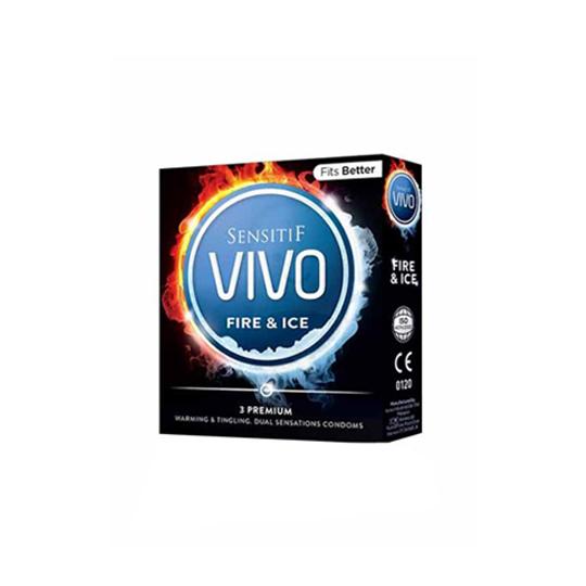SENSITIF VIVO FIRE & ICE 3'S