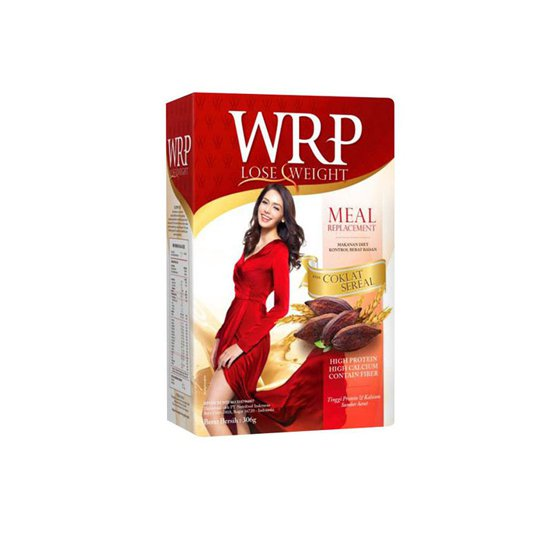 WRP LOST WEIGHT MEAL REPLACEMENT CHOCO CEREAL 300 GR