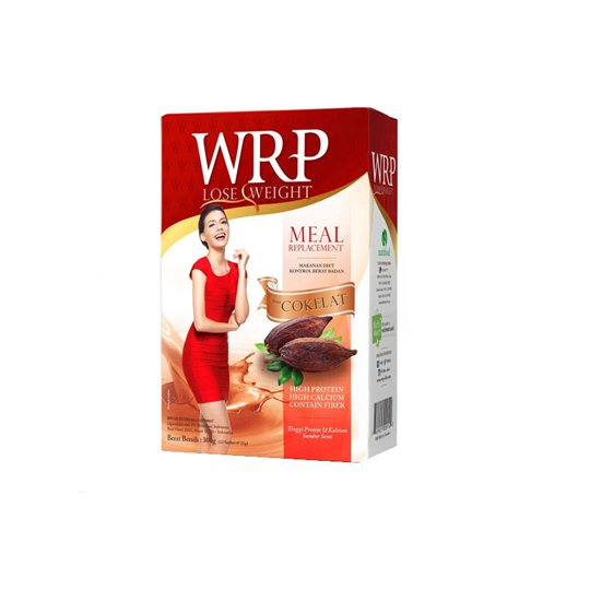 WRP LOST WEIGHT MEAL REPLACEMENT CHOCOLATE 12'S