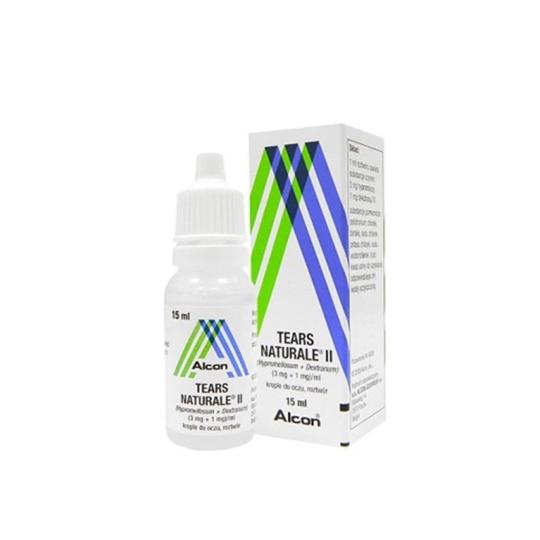 ALCON TEARS NATURALE II 15 ML