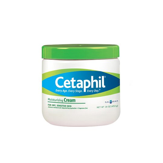 CETAPHIL MOISTURIZING CREAM 453 GR