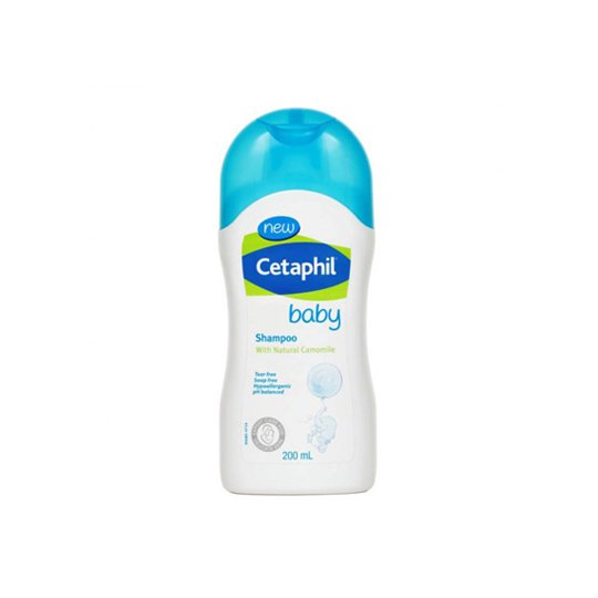 CETAPHIL BABY SHAMPOO NATURAL CAMOMILE 200 ML