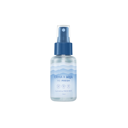 Erha X Aqua Re-Fresh Hydrating Face Mist 70 ml
