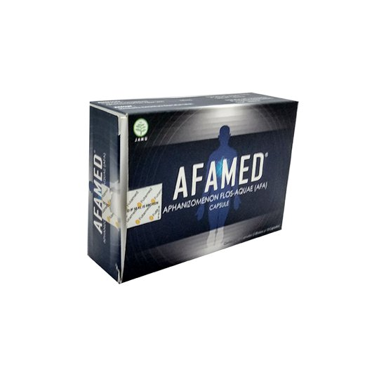 AFAMED 320 MG 10 KAPSUL