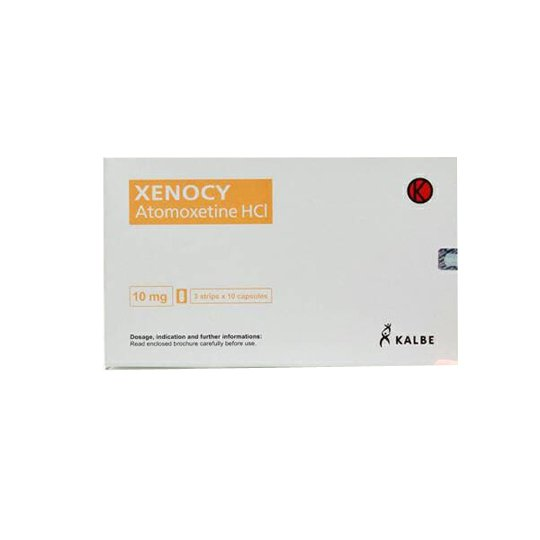 XENOCY 10 MG 10 TABLET