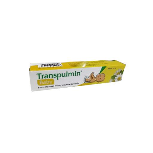 TRANSPULMIN BABY BALSAM 10 G