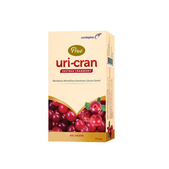PRIVE URICRAN 30 KAPSUL
