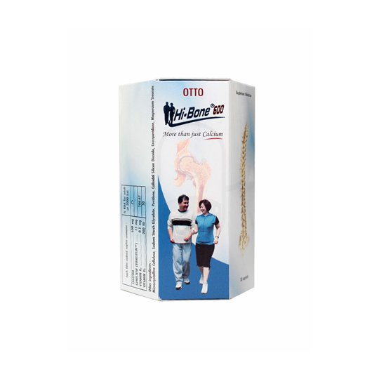 HI-BONE 600 SALUT 30 KAPLET